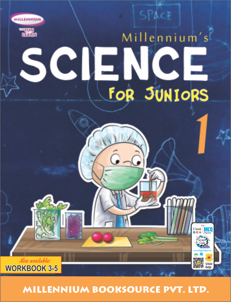 Millennium's Science for Juniors 1