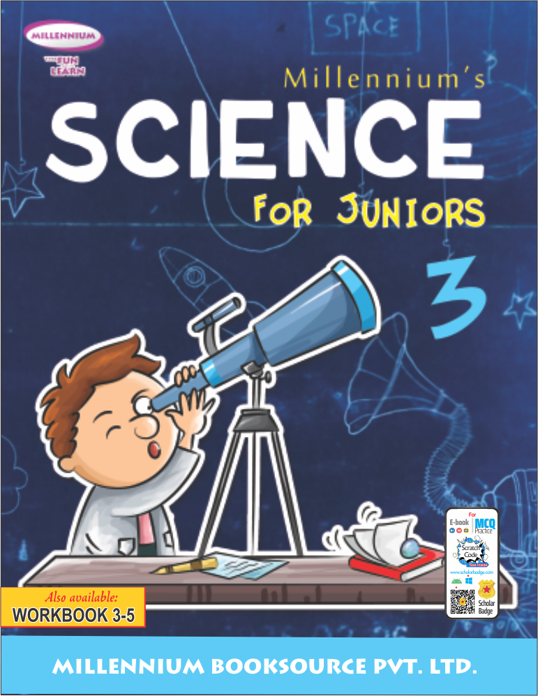 Millennium's Science for Juniors 3