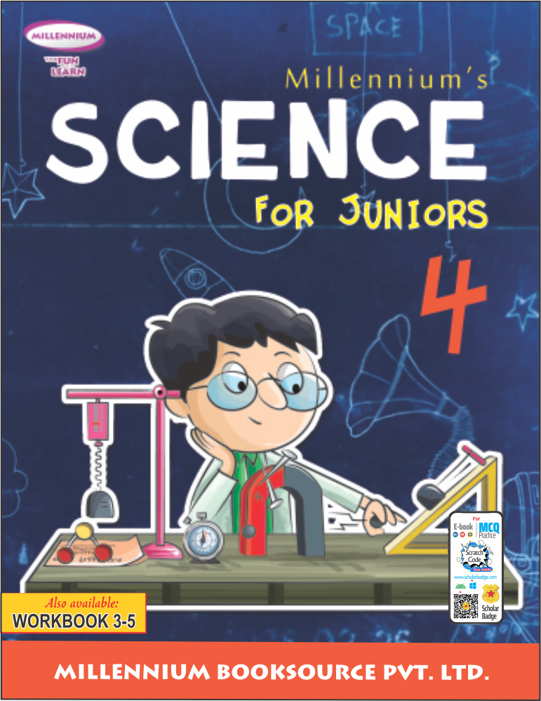 Millennium's Science for Juniors 4